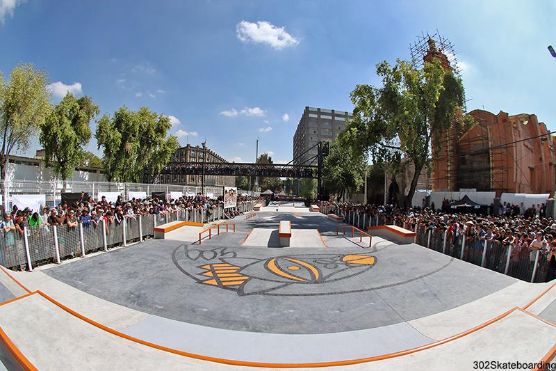 Skatepark Barrio San Antonio