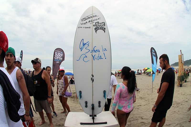 Surfea la vida