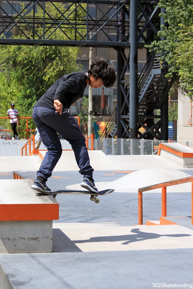 Fausto Baez - bs tail slide