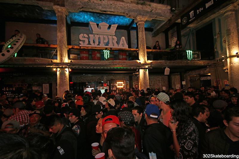 #SupraSk8Night