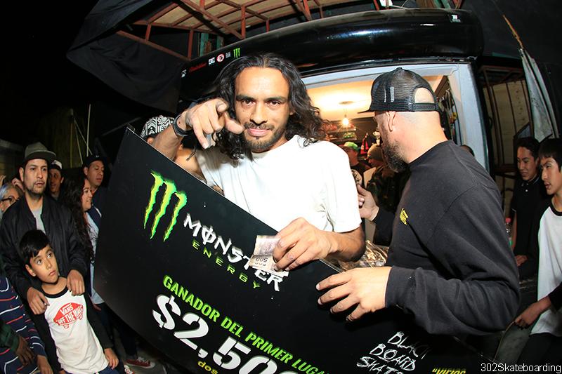 Cristian Ramírez Tijuano 1er lugar 35-40