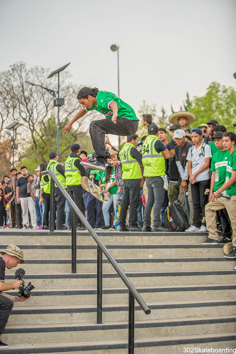 Alexis - flip fs boardslide