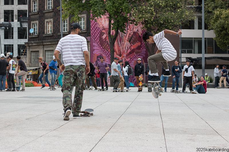 Juego de skate Nike SB