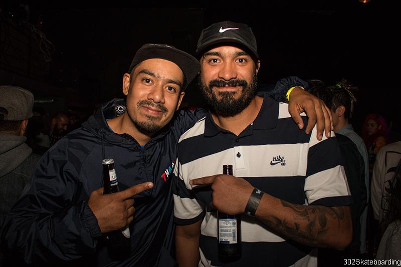 El apoyo incondicional de los hermanos Rivera