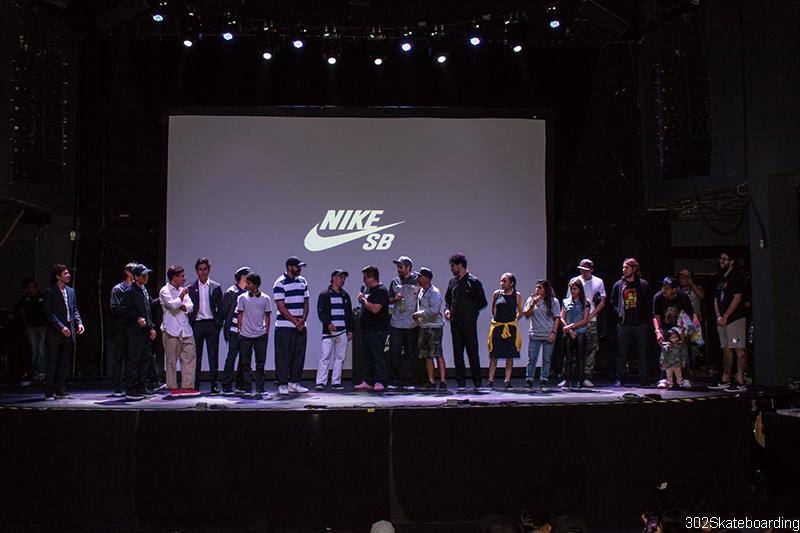 Equipo de Nike SB México