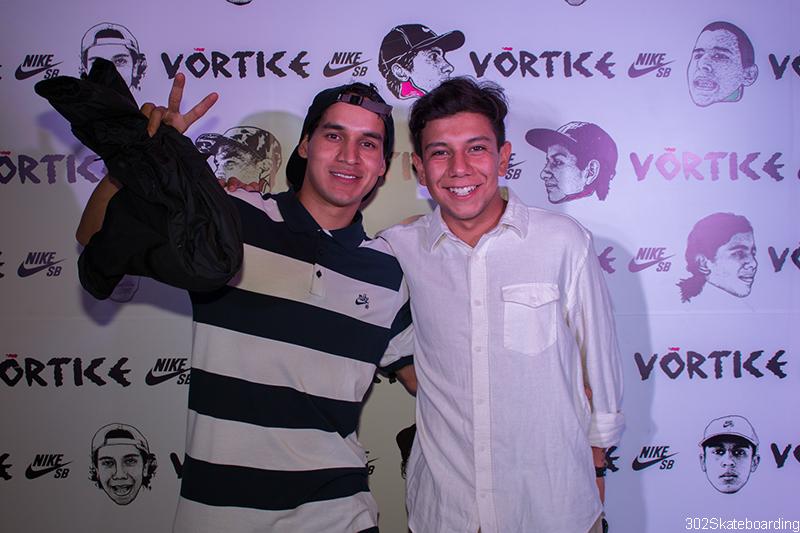 Erik Silva y Daniel Vela