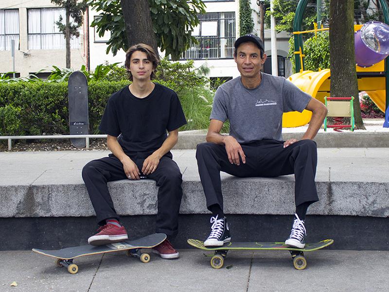 Emilio y Martín