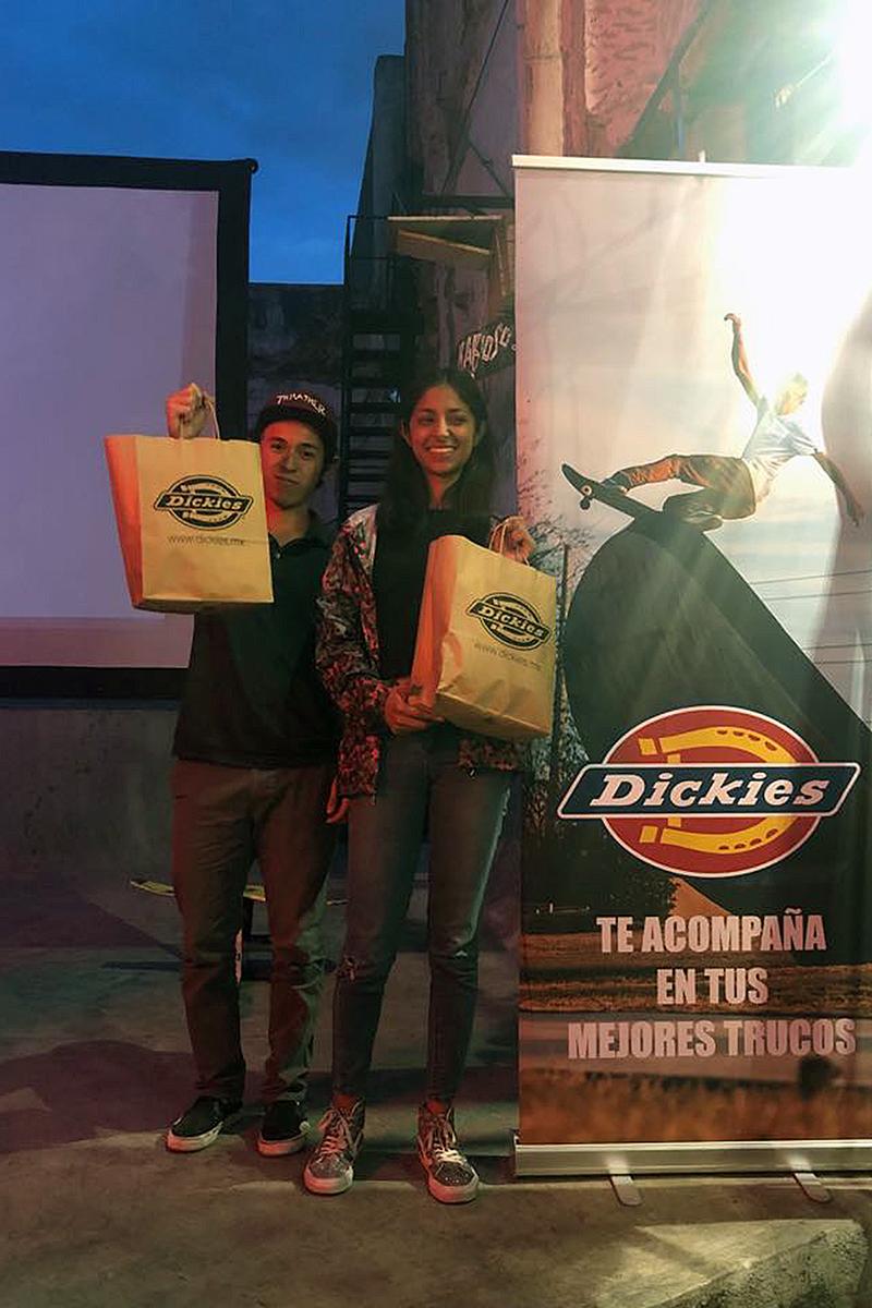 3er Lugar - Aranza Ramírez y Luis Arturo