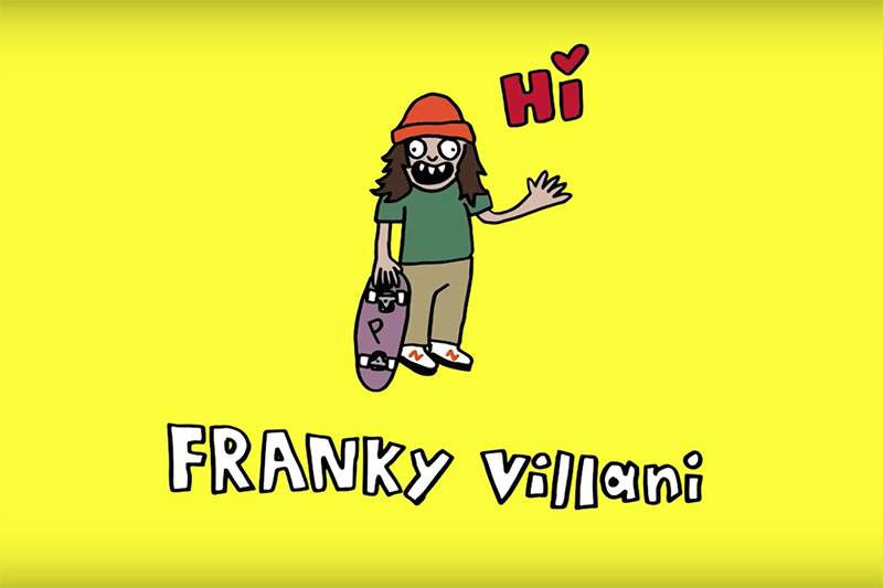Franky Villani's %22Welcome to Dickies%22 Part 2