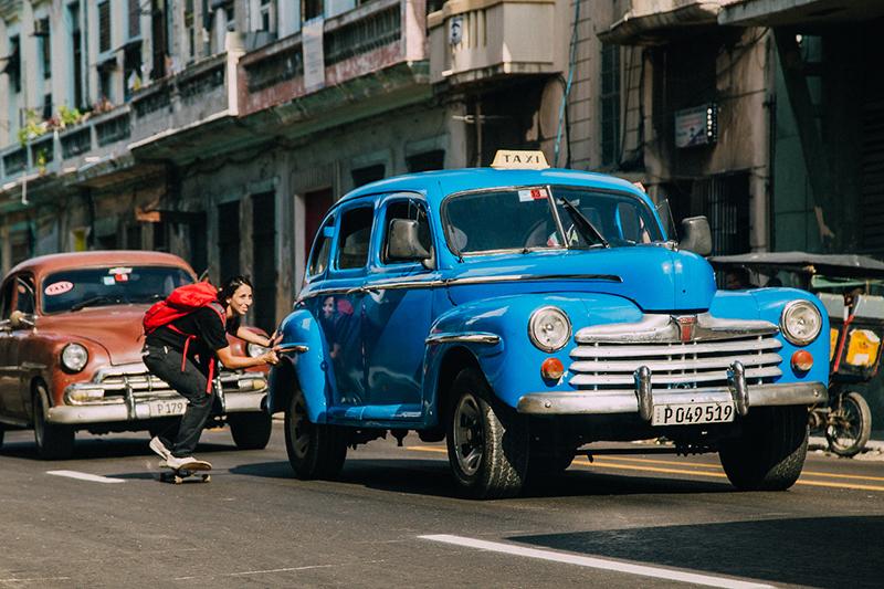 Sam Narvaez, Cuba, Foto: Norma Ibarra