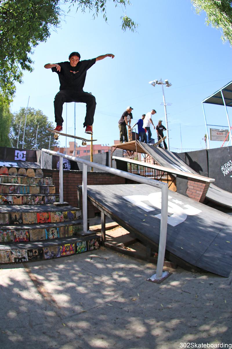 Alexis Ramirez - flip boardslide
