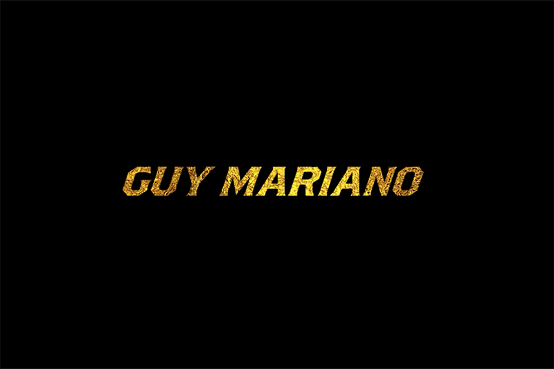 GUY MARIANO : BIENVENIDA AL EQUIPO THUNDER