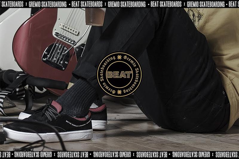 BEAT SKATEBOARDS X GREMIO SKATEBOARDING