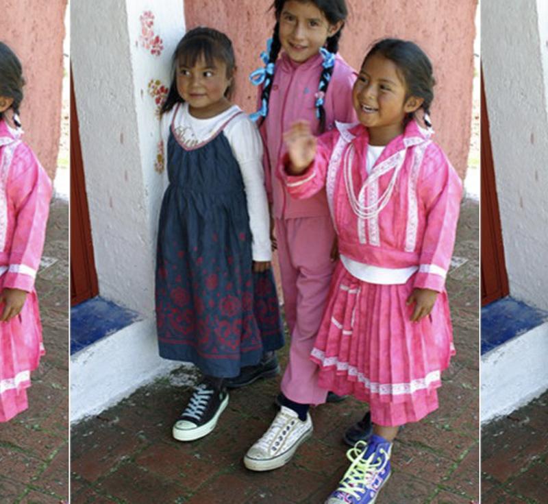 Converse México y la Asociación GRUPEDSAC lanzaron una iniciativa de apoyo a los pueblos Mazahua