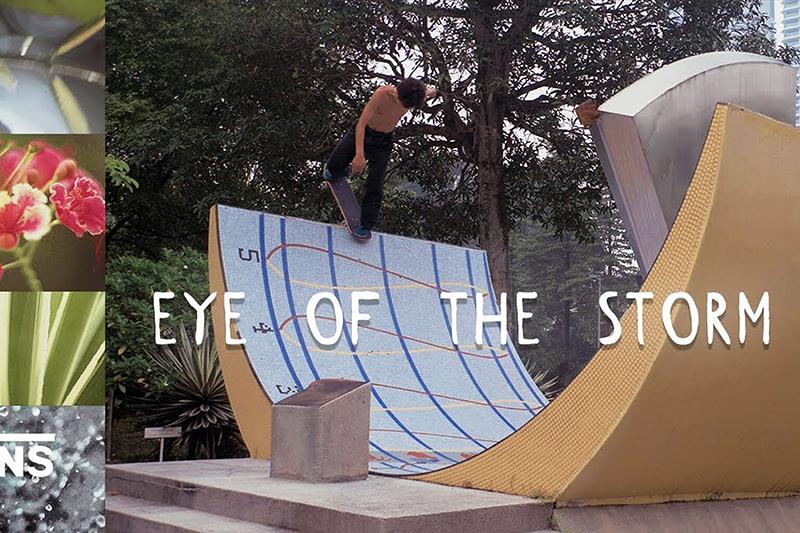 EYE OF THE STORM| VANS