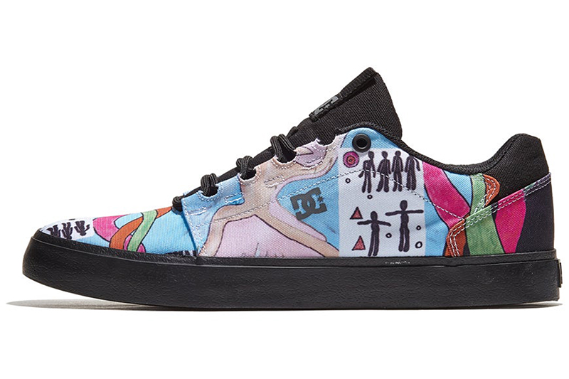 DC SHOES: EVAN SMITH HYDE S