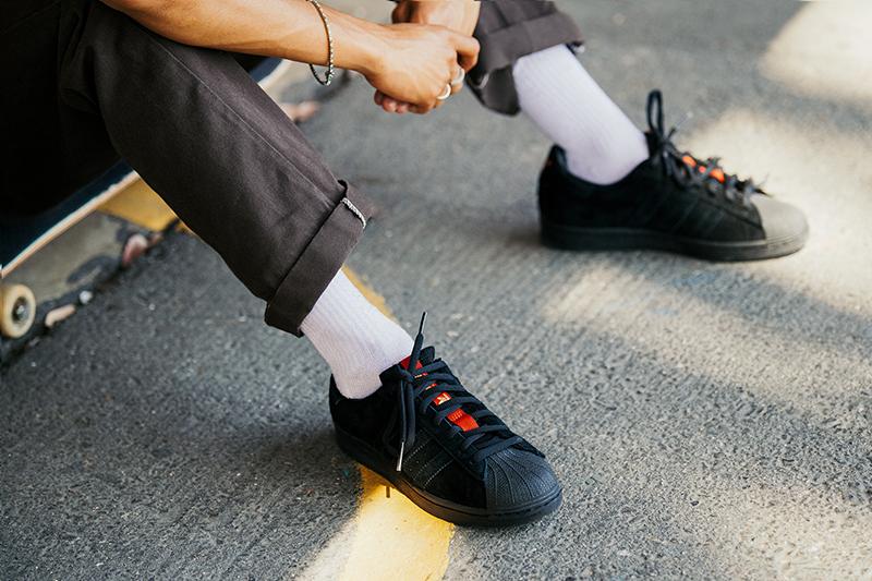 adidas SKATEBOARDING X THRASHER