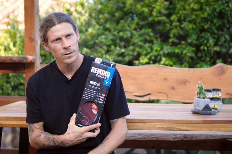TOMMY SANDOVAL | REMIND INSOLES