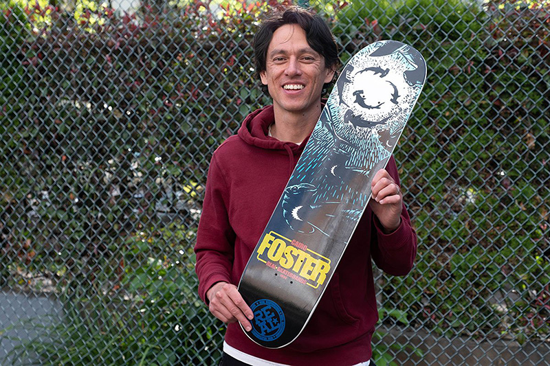REAL SKATEBOARDS | CAIRO FOSTER